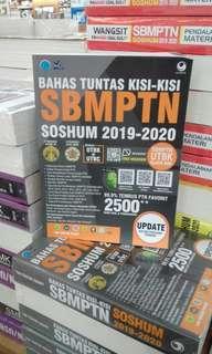 SBMPTN SAINTEK & SOSHUM 2019-2020