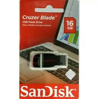 Sandisk Flashdisk 16GB