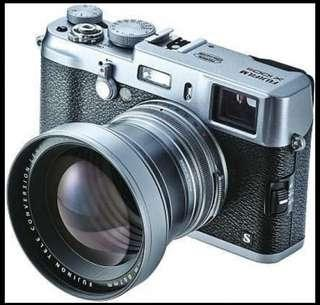 Fujifilm TCL X100 for X100T /X100S/X100