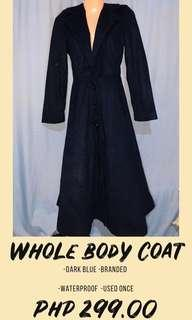 WHOLE BODY COAT