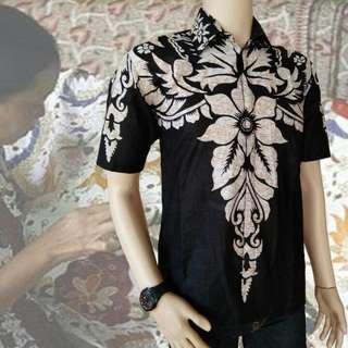 Kemeja batik motif jama now