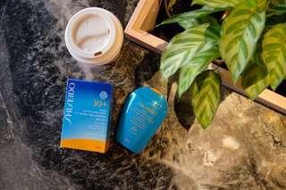 Shiseido Sun Protection Lotion (30+)