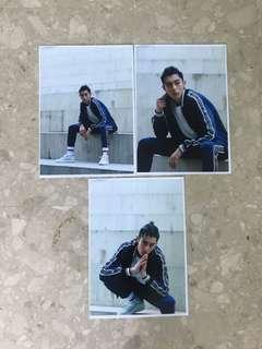 Dylan Wang Poster Set C
