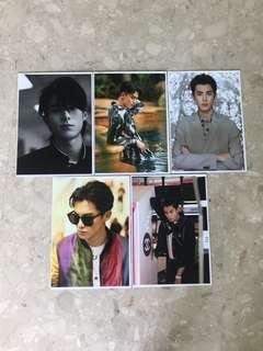 Dylan Wang Poster Set E