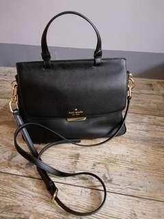 BN Auth Kate Spade Rea Robinson Lane in Black