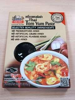 🇹🇭泰國Thai Aree冬蔭功酸辣湯 椰漿酸辣湯 Tom yam soup