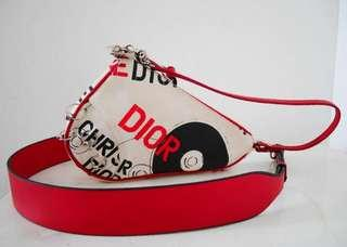 Dior mini saddle  Extra fun strap  Db only