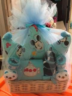 Parcel bayi mickey mouse