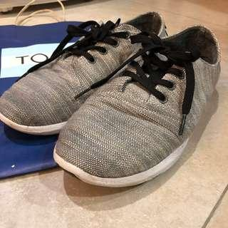TOMS 休閒鞋 球鞋款 US 8 one for one