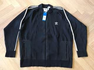 Adidas knitted jacket