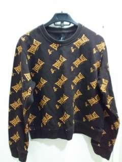 Agnes b x Everlast Sweater