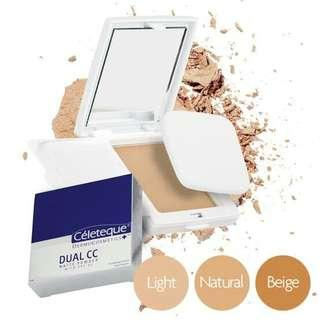Celeteque Dual CC Matte Powder