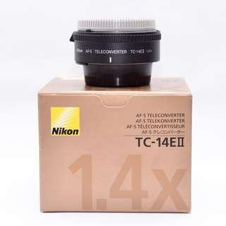 Nikon AF-S Teleconverter TC-14E ll