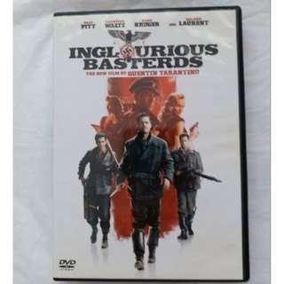DVD 港版 希魔撞正殺人狂 Inglourious Basterds