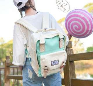 Korean Pastel Candy Backpack