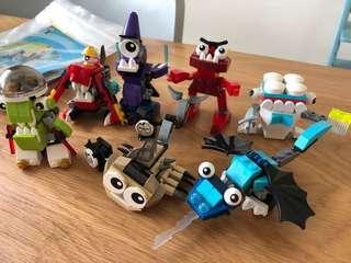 Lego Mixels - assorted series