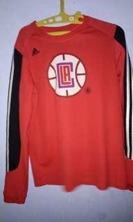Adidas LA Clippers Sweatshirt Jersey