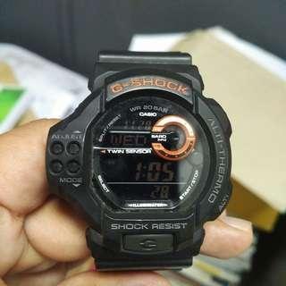 Used Casio G-Shock GDF-100-1BCR