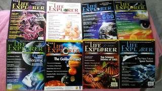 Science and technology education magazine The Life Explorer
