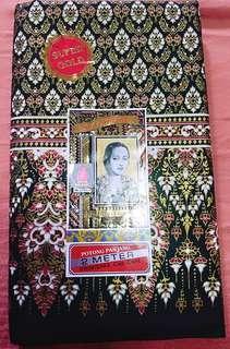 Batik Ratna Dewi Fabric Cotton Textile Sarong