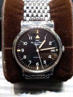 IWC 3513-015行貨 96年錶 有咭 自動 35mm
