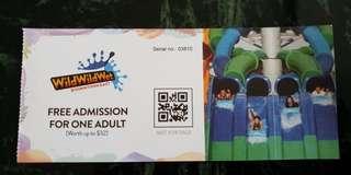 Wild Wild Wet Adult tickets