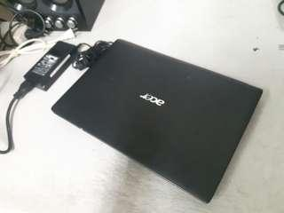 ACER 4750 i5 Laptop 14'inch 4G SSD 240G GT540 NOTEBOOK