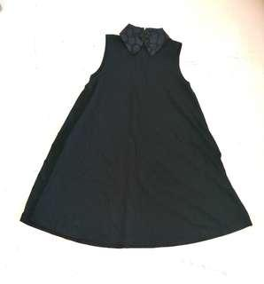 COS Black casual dress