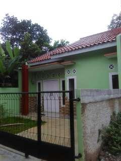 Rumah tipe 40/70 harga 310 jt di Citayam