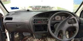 Dashboard Mira L5