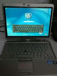 HP 2760p Win7, CORE i5 vPro