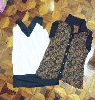 Preloved shirts