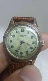 Vintage watch movado sport 古董錶 約30mm