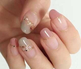 Promo Frm 23-30 Nov Gel Manicure @ Sengkang