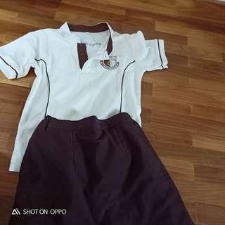 3 sets Boon Lay Garden Pri Sch Uniform 3 sets