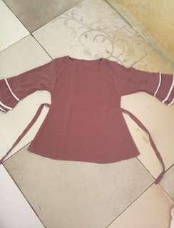 📌SALE blouse choco