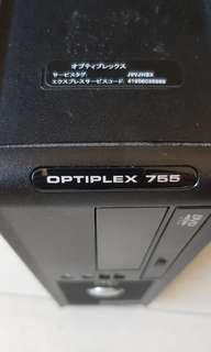 Dell Desktop PC Optiplec 755