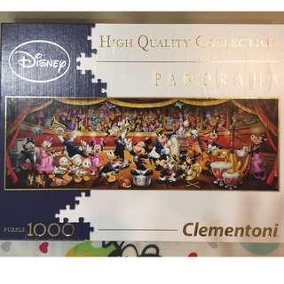 Disney Puzzle (Mickey's Orchestra)