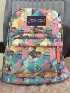 100% New Jansport Backpack School bag 背囊 背包