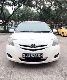 Toyota Vios 1.6 E Auto