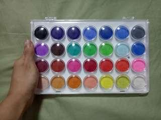 Simbalion watercolors 28 colors