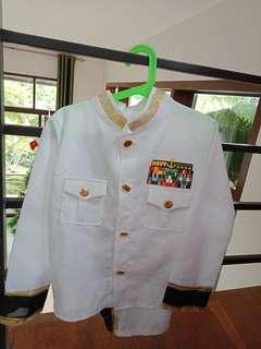 Used Once Navy Uniform Complete Set