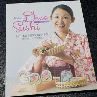 Little Miss Bento Shirley Wong Kawaii Deco Sushi