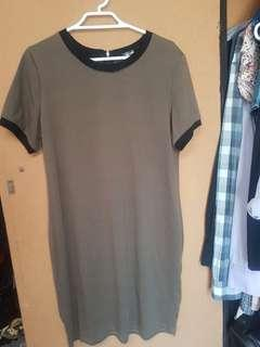 Chicabooti shift dress