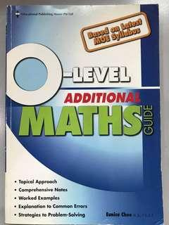 O level Add Math