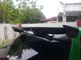 Gt Wing Js Racing