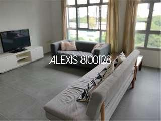 New & Stylish Hdb With 3 bedrooms for Rent