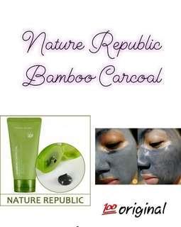 Nature republic bamboo charcol