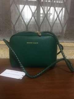 Charles & Keith Simple Sling Bag