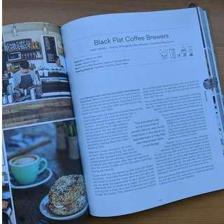 Specialty Coffee of Melbourne book